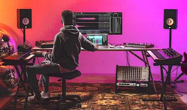Steinberg Backbone Drum Re-synthesizer for Unique Sound Design