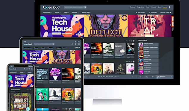 Loopcloud – Search Over 4 Million Royalty-free Samples & Loops