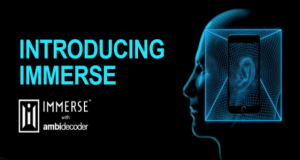 Immerse with VST AmbiDecoder