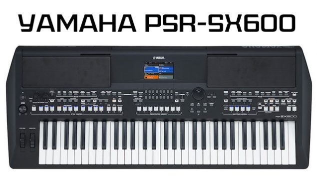 "Yamaha PSR-SX600. The ""Mini Genos""?"