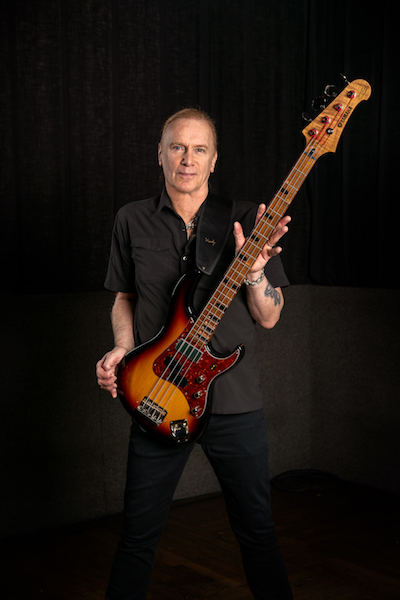 Billy Sheehan Attitude 30th Anniversary Bass