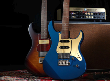 Yamaha Pacifica 612VIIFMX and 612VIIX Electric Guitars – New Colors, Premium Components