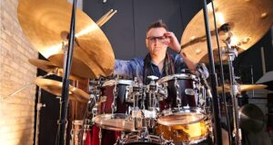Rich Stitzel Yamaha Drums
