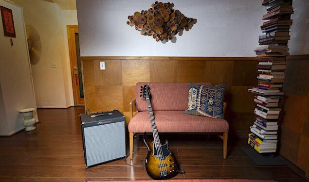 Ampeg Rocket Bass Series Lightweight Combo Bass Amplifiers