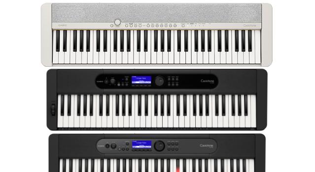 Casiotone Keyboards 2021