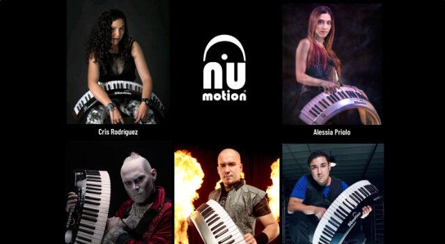 Numotion Artist Collaboration